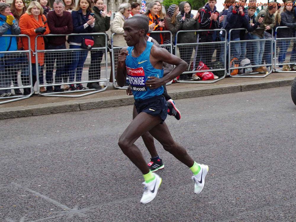 El plan de Eliud Kipchoge para ganar la maratón de Londres 2020