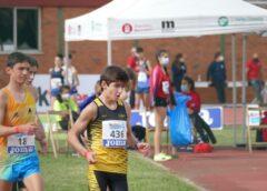 Javier de Arriba subcampeón de marcha