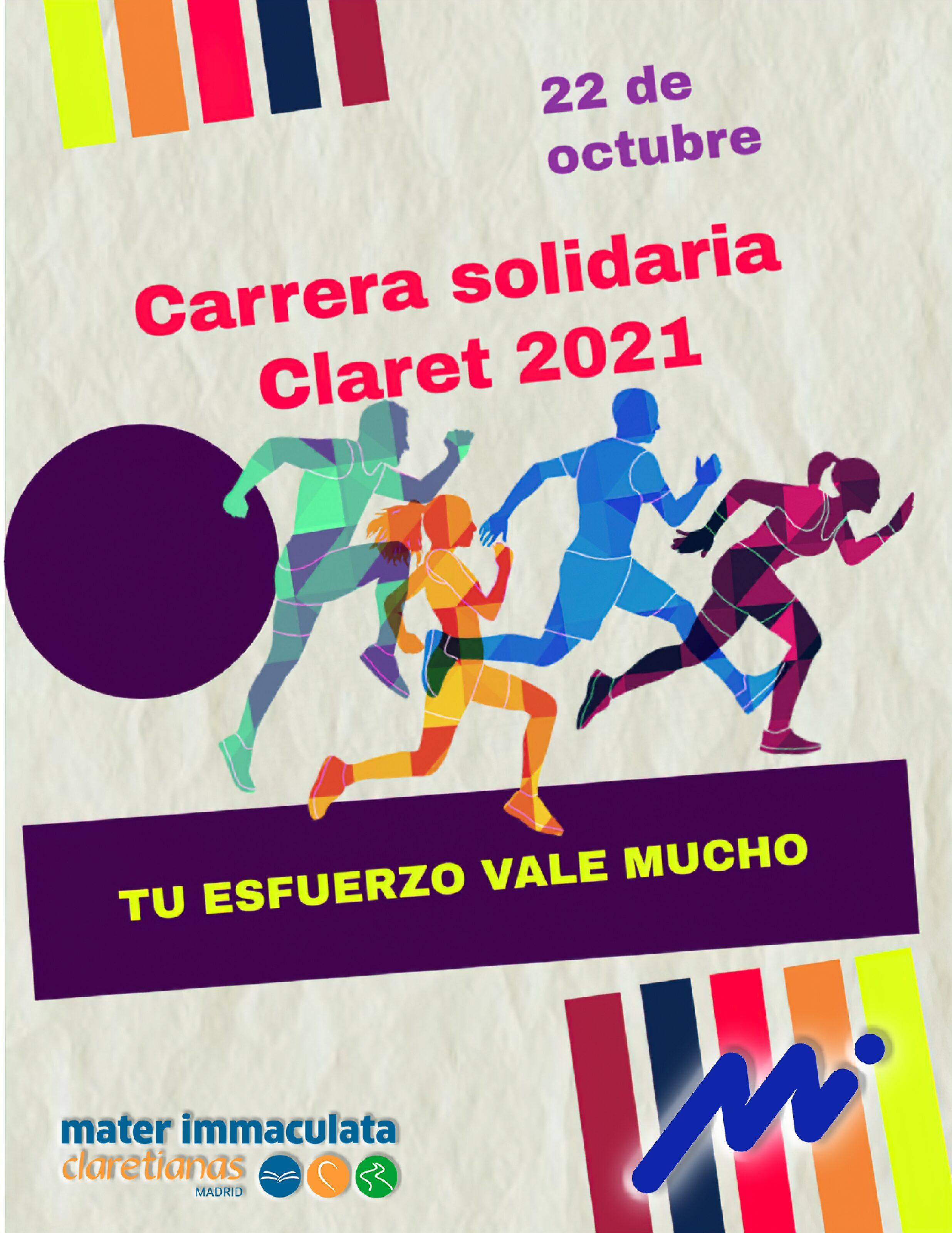 CARRERA SOLIDARIA CLARET
