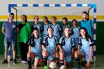 Campeonas de España - Equipo femenino fútbol sala