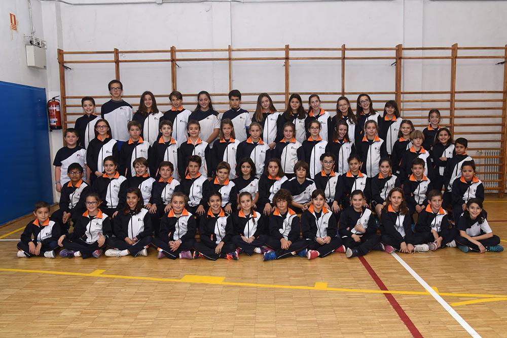 Escuela de atletismo 2017/2018