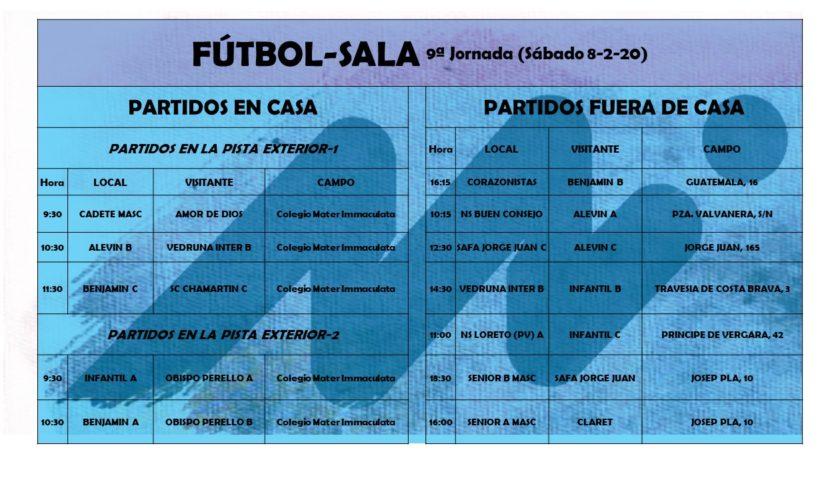 FS novena jornada - Blog de deportes