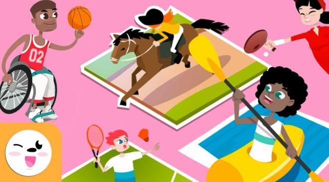 Vídeos deportivos propuestos para Educación Física