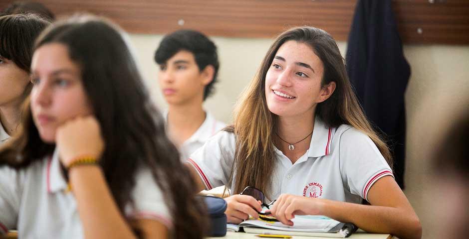 Apuesta por una educación de calidad - Colegio Mater Immaculata