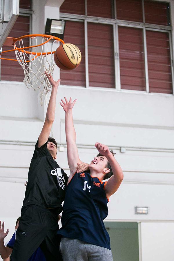 Historia deportiva - Colegio Mater Immaculata