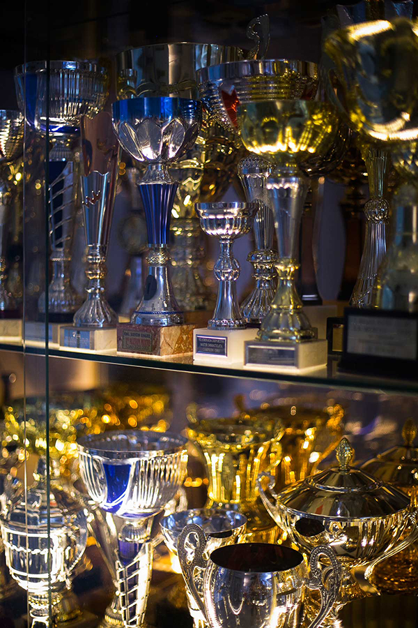 Trofeos deportivos - Colegio Mater Immaculata