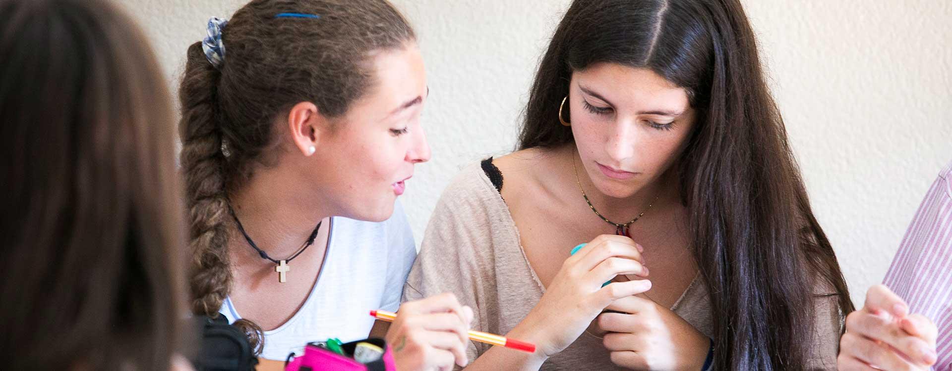 Bachillerato dual - Colegio Mater