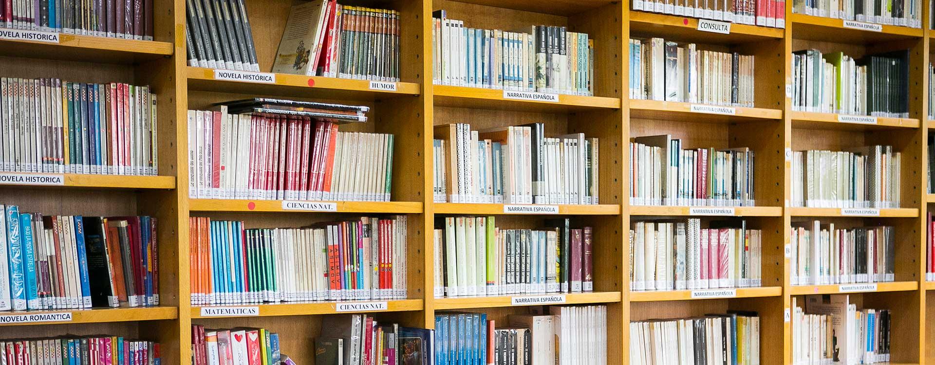 Biblioteca - Colegio Mater