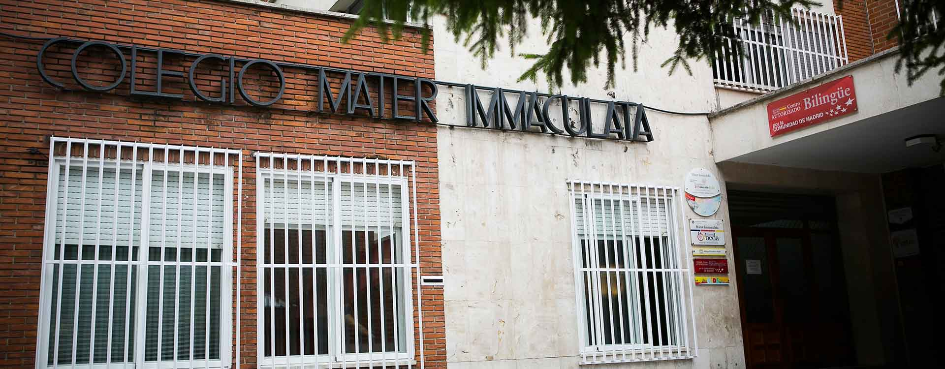 Instalaciones - Mater Immaculata