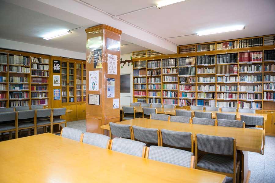 Instalaciones - Biblioteca Colegio Mater 1
