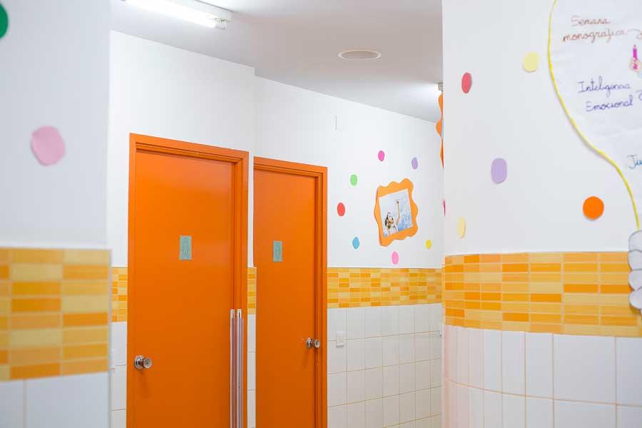 Instalaciones - Cuartos de baño Mater Immaculata