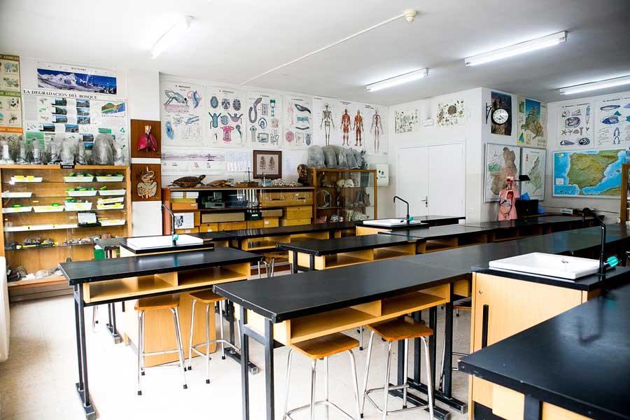 Instalaciones - Laboratorio Mater Inmaculata 3